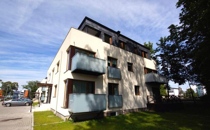 >Uuejõe elurajoon, Suur-Jõe tn 43, Pärnu