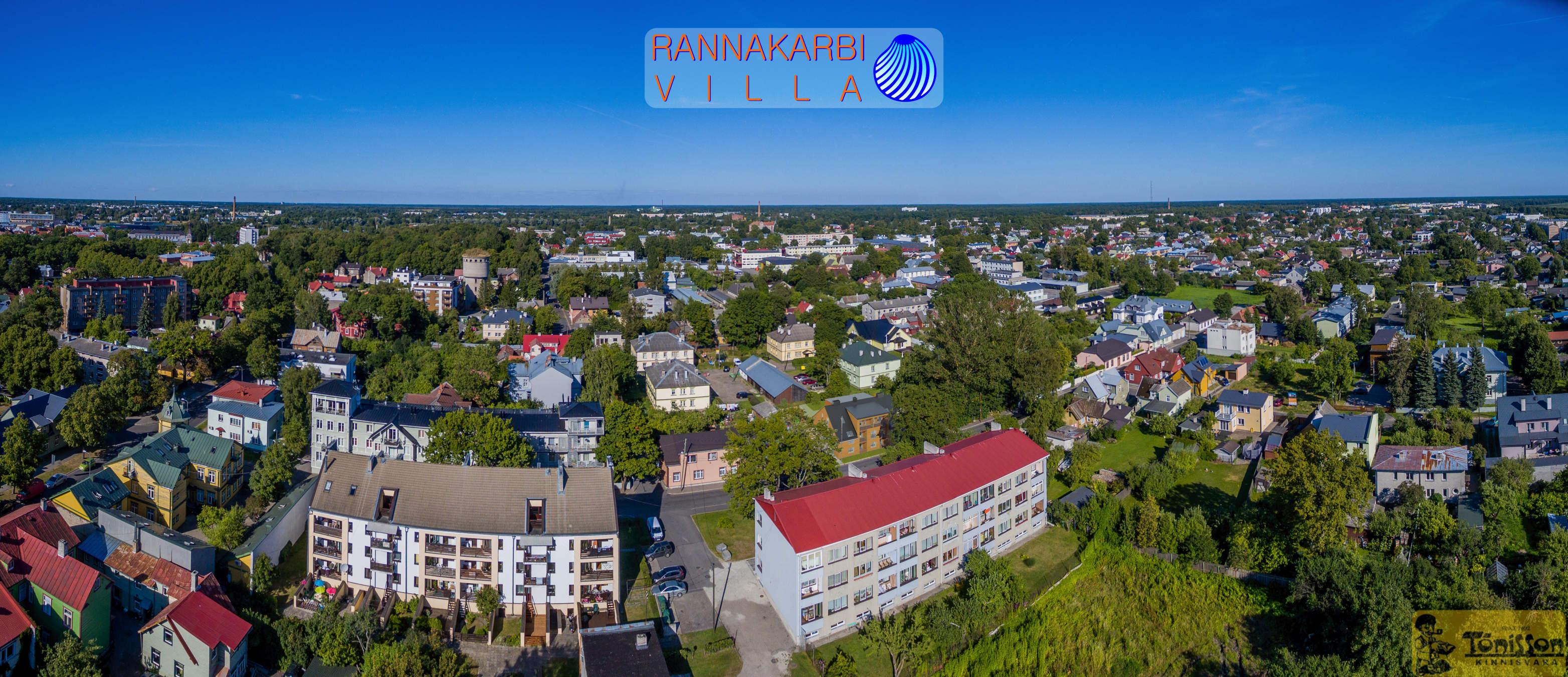 Rannakarbi Villa, Aisa 4C Pärnu